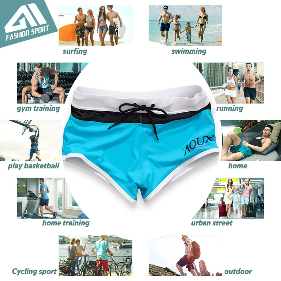 MENS SWIMMING BOARD SWIM SHORTS  RUNNING SPORTS GYM SUMMER HOLIDAY BEACH TRUNKS